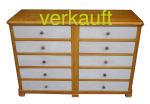 Schubladenstock weisse Front Juli15A verkauft