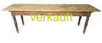 Biergartentisch Föhre Aug15A verkauft