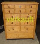 Verkauft Schubladenstock abschliessbar Aug15A