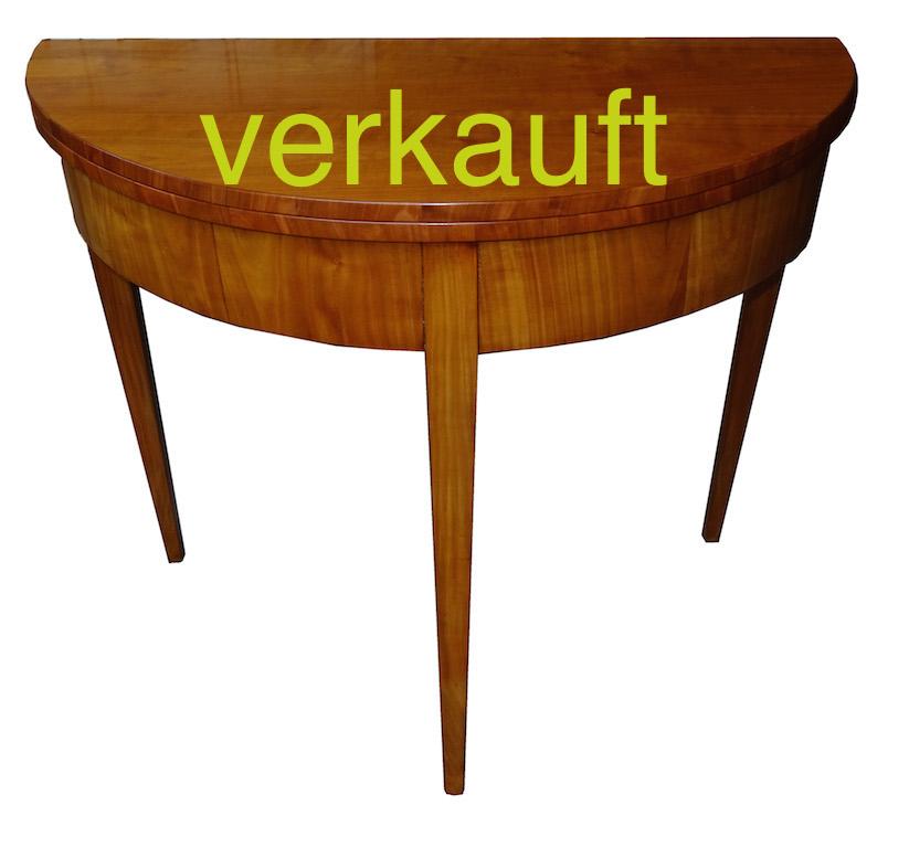 Verkauft Demilune Kb Okt15A
