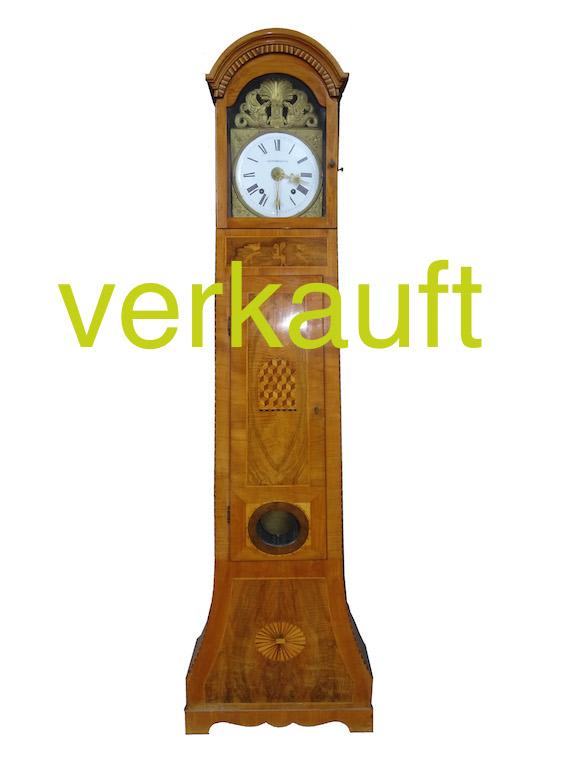 Verkauft Standuhr Fribourg Nov15A