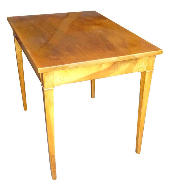 verkauft kleiner arbeits oder schreibtisch biedermeier edeltr del antike m bel. Black Bedroom Furniture Sets. Home Design Ideas