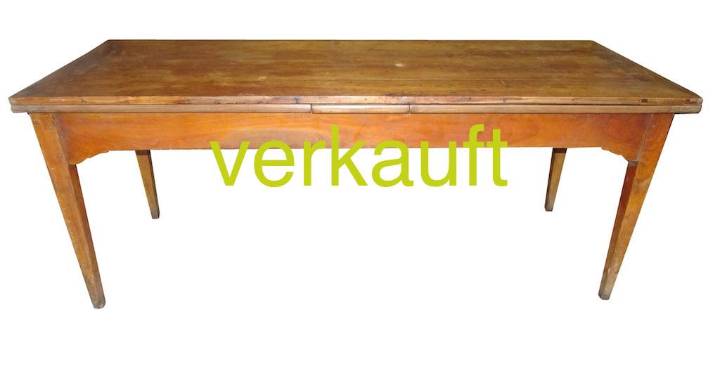 Verkauft Ausziehtisch Kb Dez15A