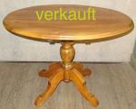 Verkauft Salontisch oval Dez15A