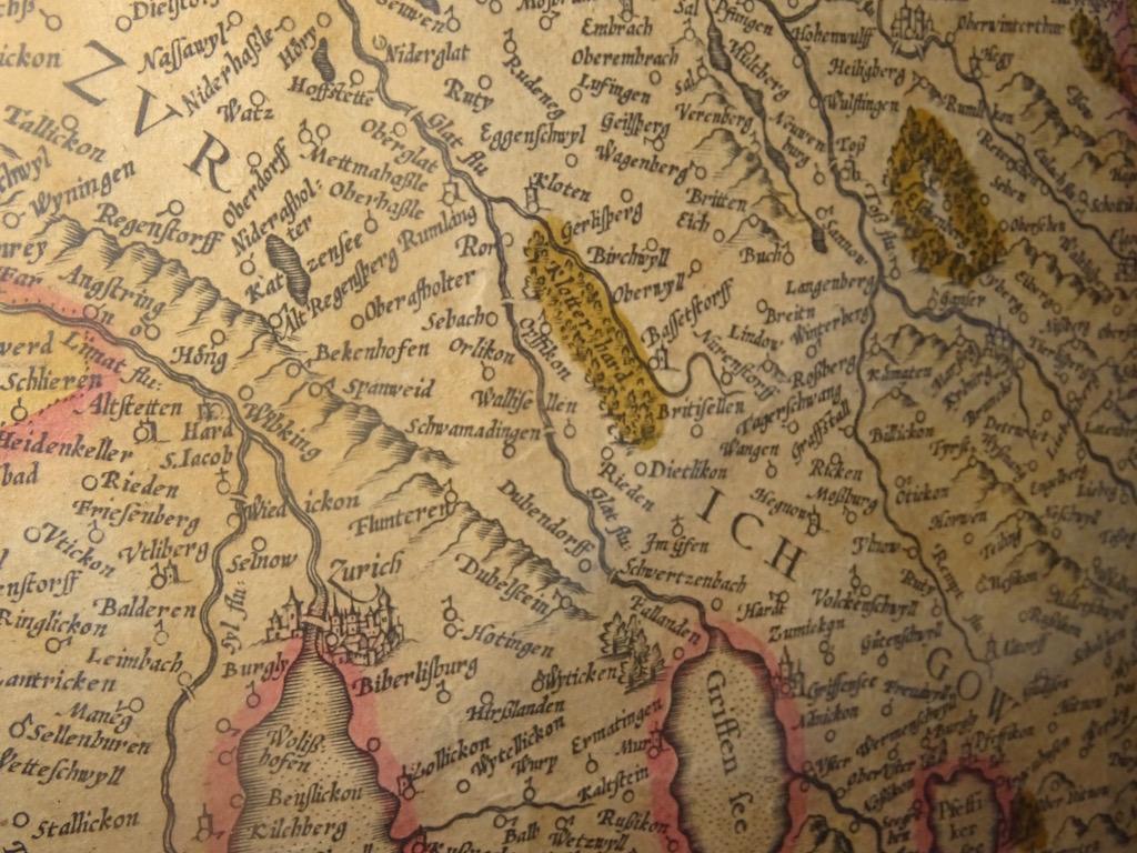 Große Karten