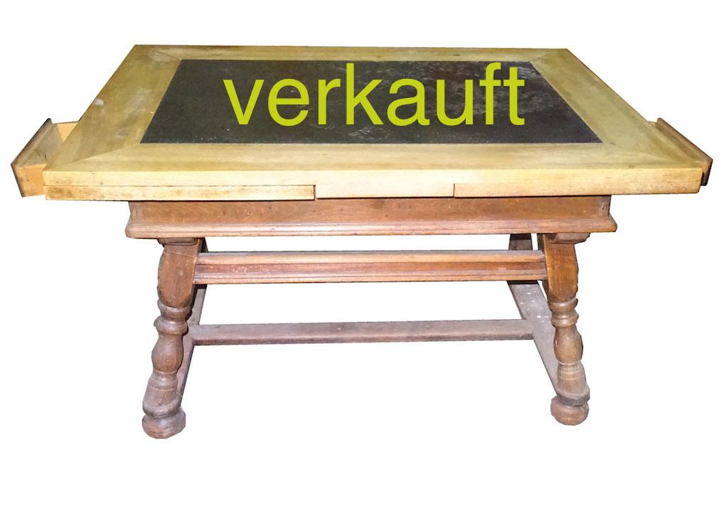 Schragentisch Nb ausz.b. Jan16A verkauft