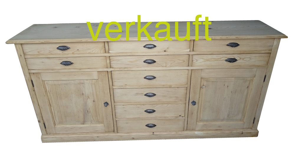 Verkauft Schubladenstock Heinz Dez15A