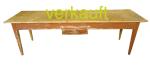 Verkauft Tisch T Brotschubl 250cm Jan16A
