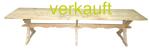 Verkauft Schragentisch 323cmFeb16A