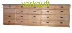 Verkauft Schubladenstock263cm Feb16A