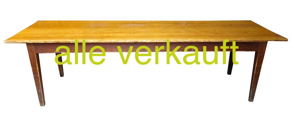 9 Tische Tanne 270cm April16A verkauft