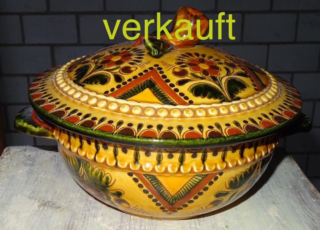 Deckelschüssel Aebi Hasle April16A verkauft