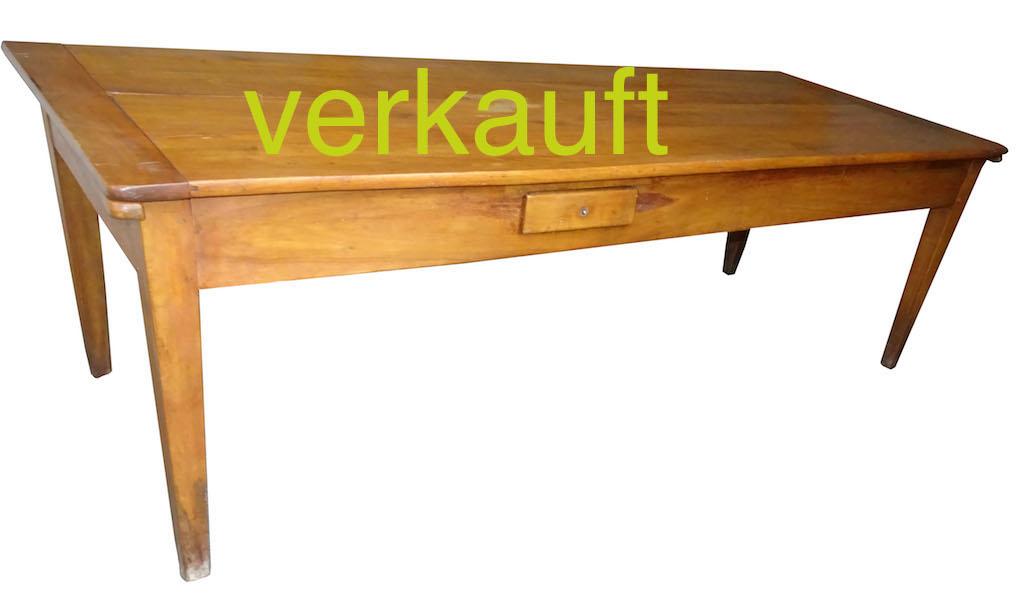 Tisch 78 Juni16A verkauft