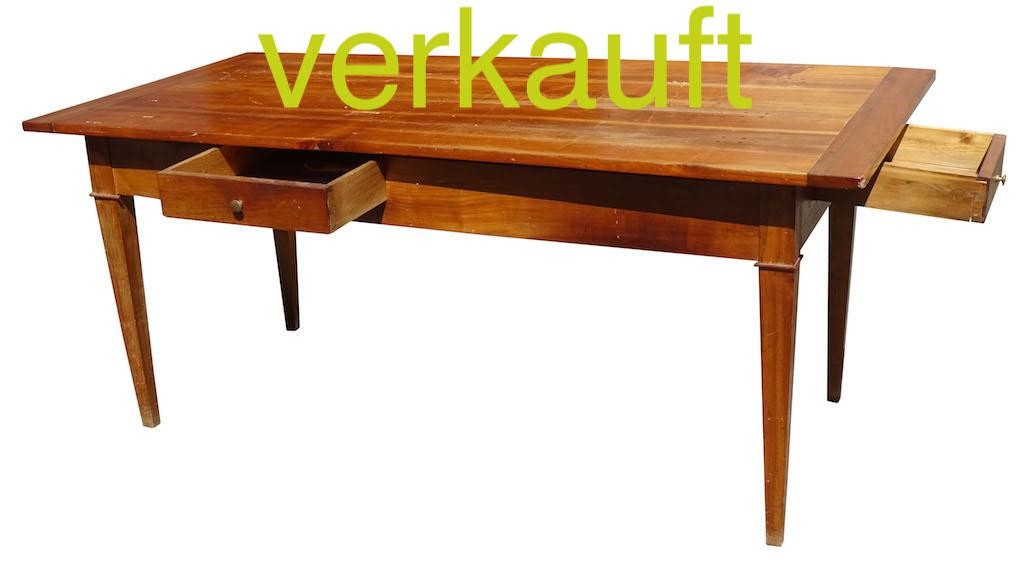 Tisch 85 Juli16A verkauft