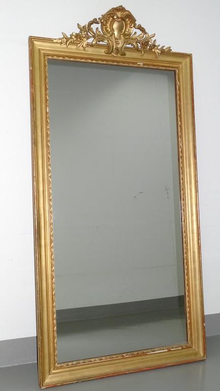 verkauft grosser spiegel louis philippe um 1870 edeltr del antike m bel. Black Bedroom Furniture Sets. Home Design Ideas