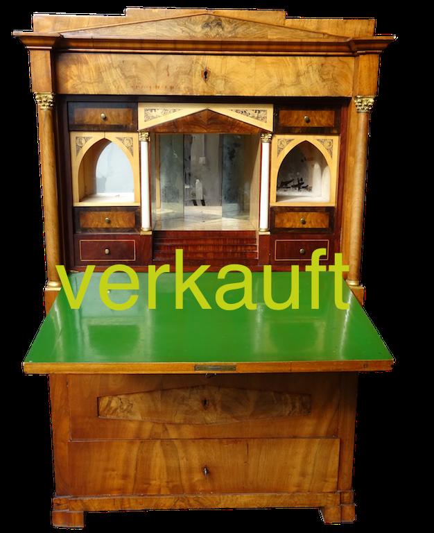 Sekretär Wien Okt16A verkauft