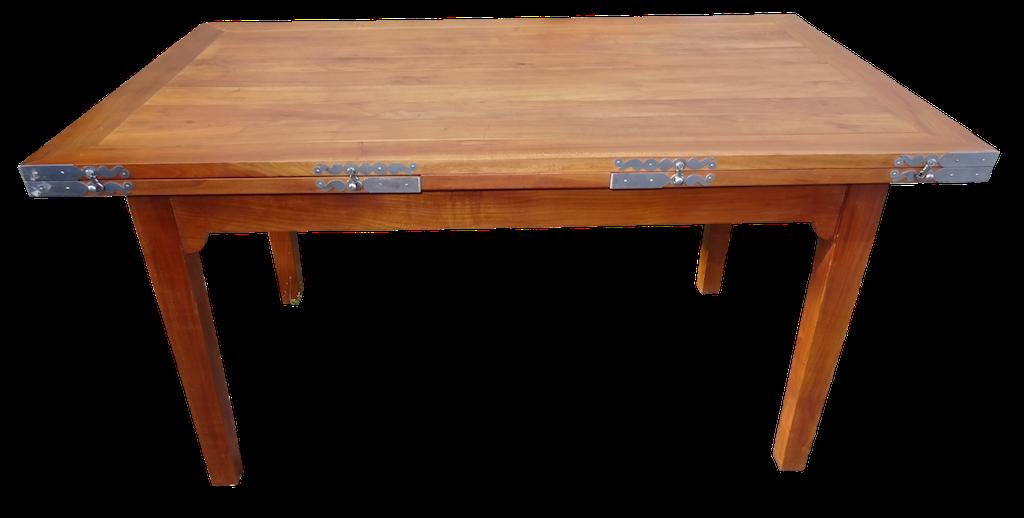 verkauft kleinerer ausziehtisch kirschbaum massiv edeltr del antike m bel. Black Bedroom Furniture Sets. Home Design Ideas