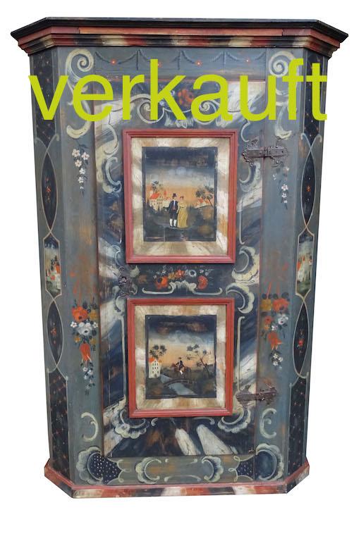 Hochzeitsschrank grau Nov16A verkauft