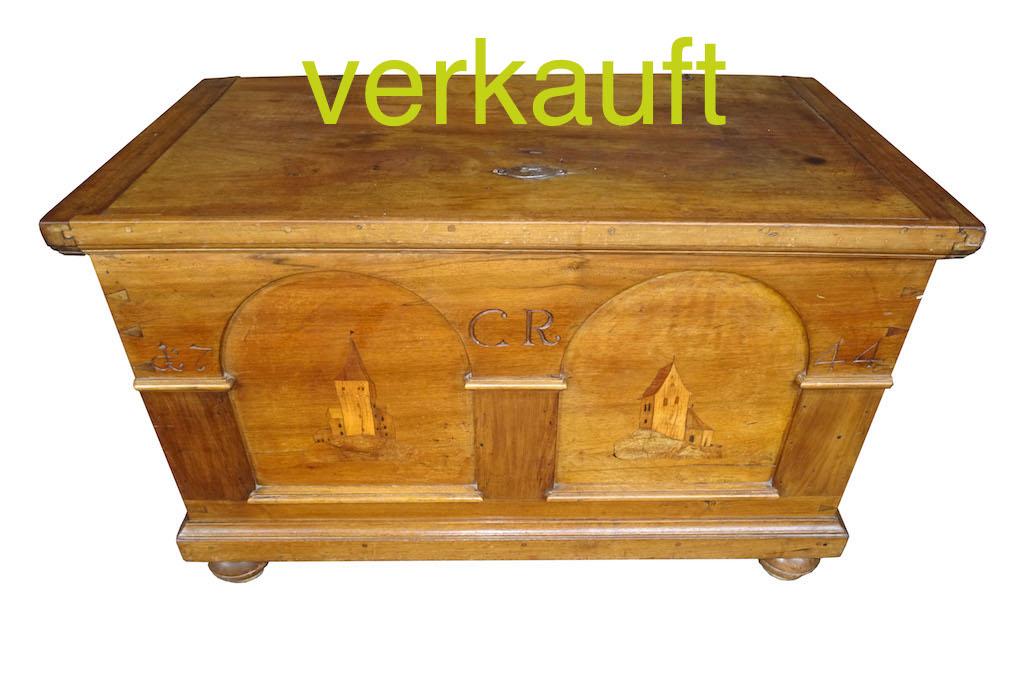 Truhe 1744Nb Luzern Nov16A verkauft