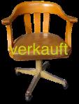 Bürodrehstuhl Dez16A verkauft