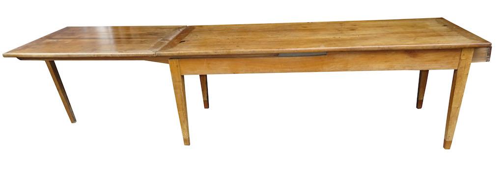 reserviert berner biedermeier tisch 101 einseitig ausziehbar edeltr del antike m bel. Black Bedroom Furniture Sets. Home Design Ideas