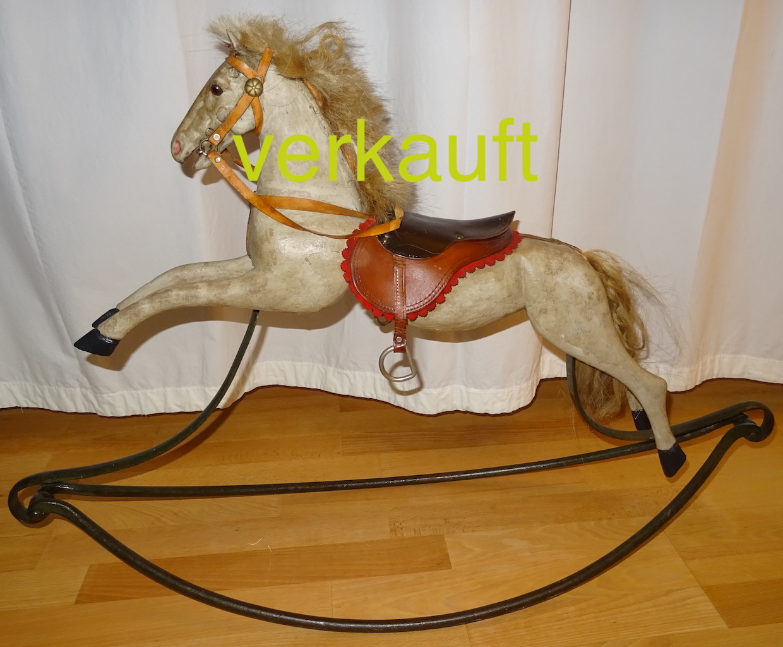 Schaukelpferd Jan17A verkauft