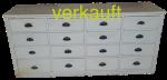 Schubladenstock weiss Jan17A verkauft