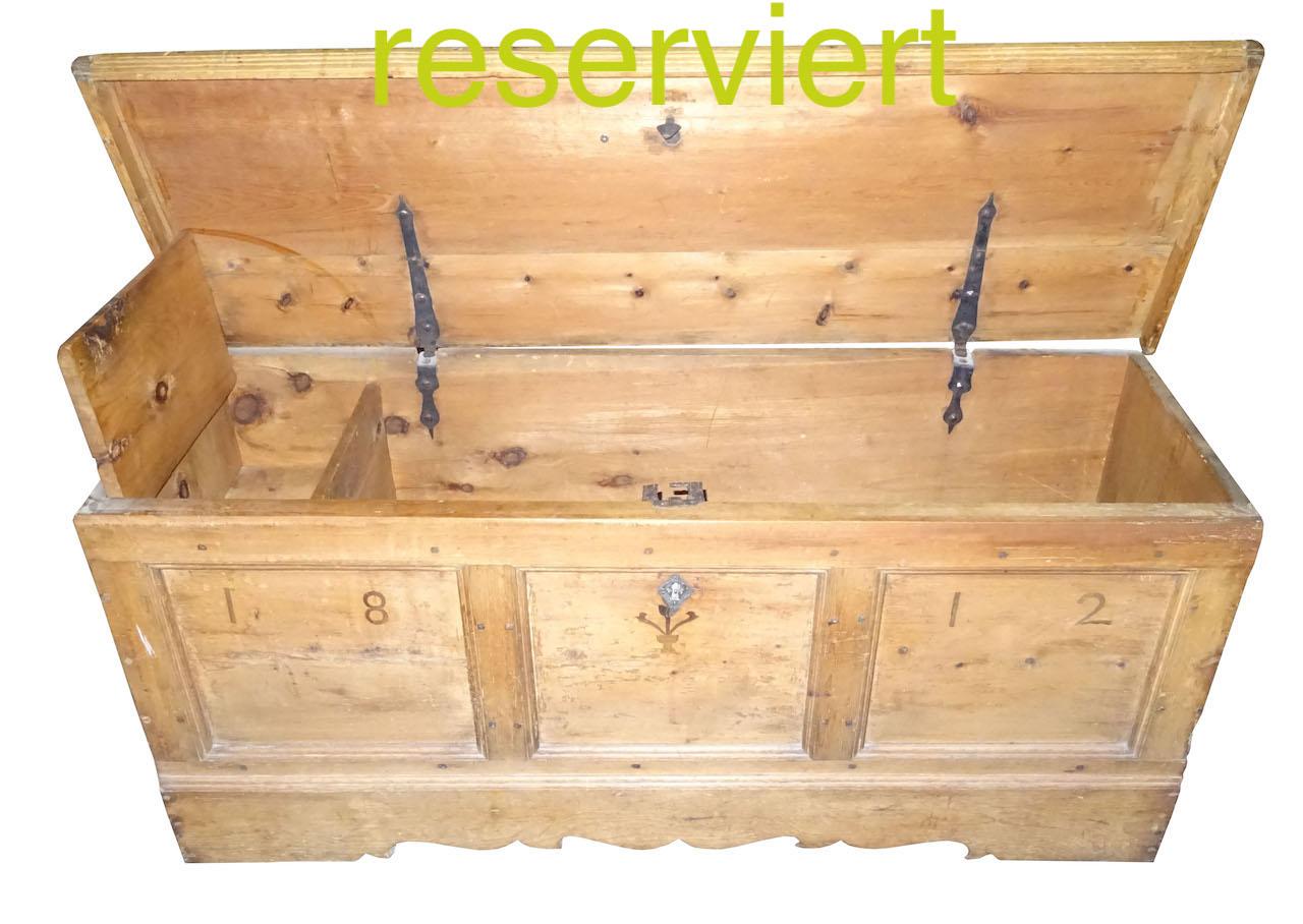 TruheArve1812 März17A reserviert