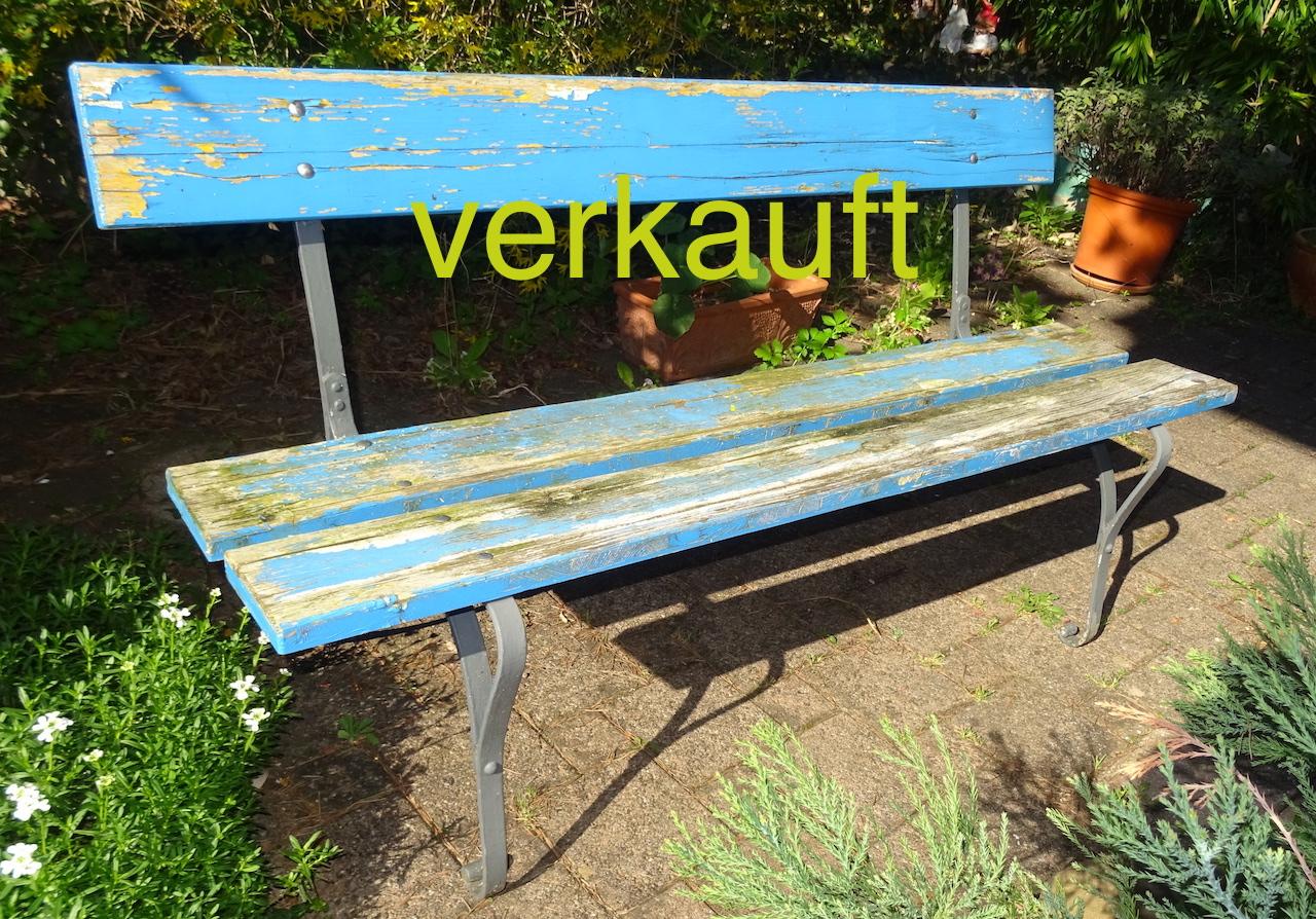 Gartenbank1 Utostr. April17A verkauft