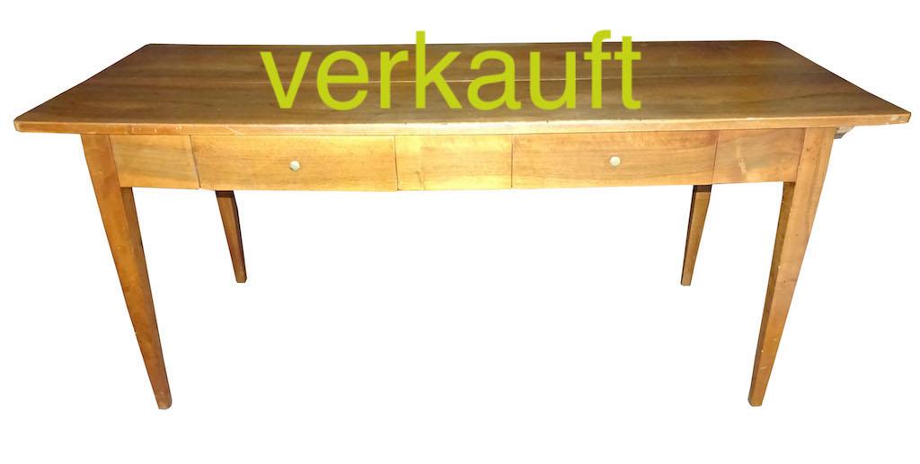Tisch 109 Nb April17A verkauft