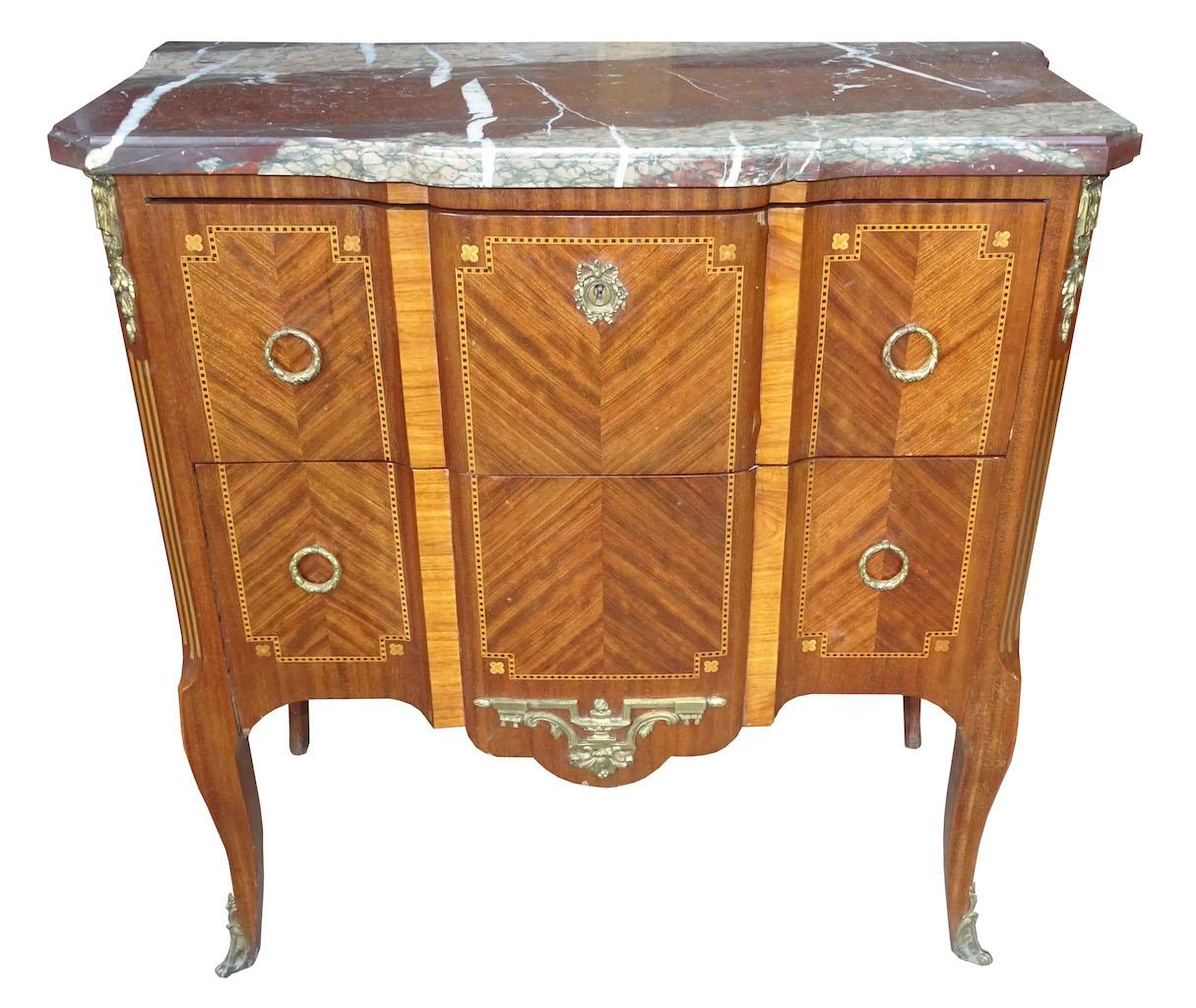 usserst kleine kommode directoire edeltr del antike m bel. Black Bedroom Furniture Sets. Home Design Ideas