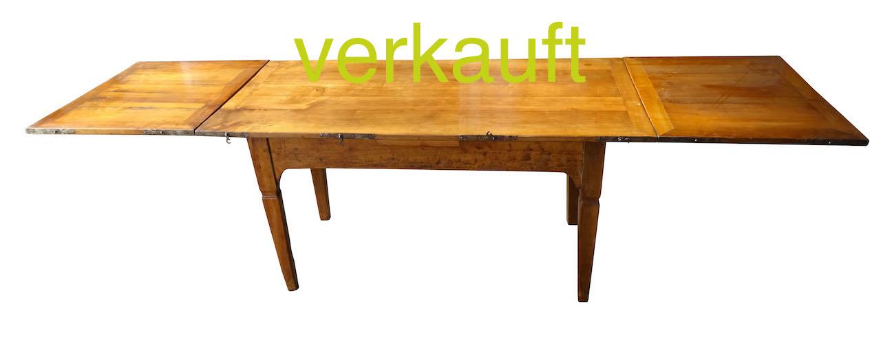 Elegant Tisch Ausziehb Innerschweiz Mai17A Verkauft