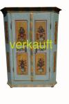 Schrank Birchler blau Juni17A verkauft