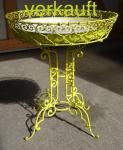 Jardiniere gelb Aug17A verkauft