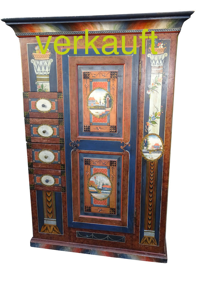 Schränke Archives - Edeltrödel - Antike Möbel