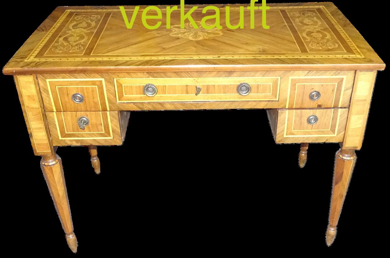 SchreibtischLXVI Jan17A verkauft