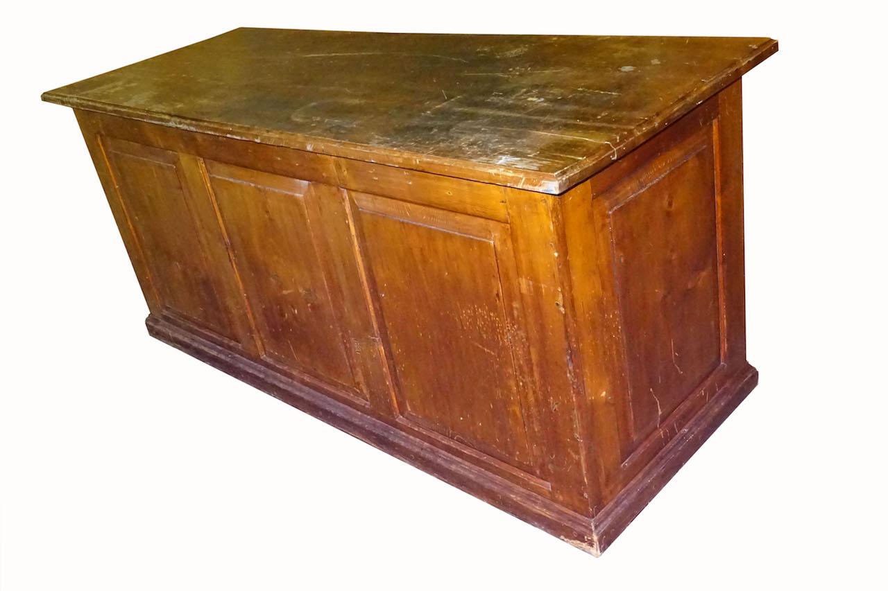 antiker schubladenstock anrichte sideboard edeltr del antike m bel. Black Bedroom Furniture Sets. Home Design Ideas
