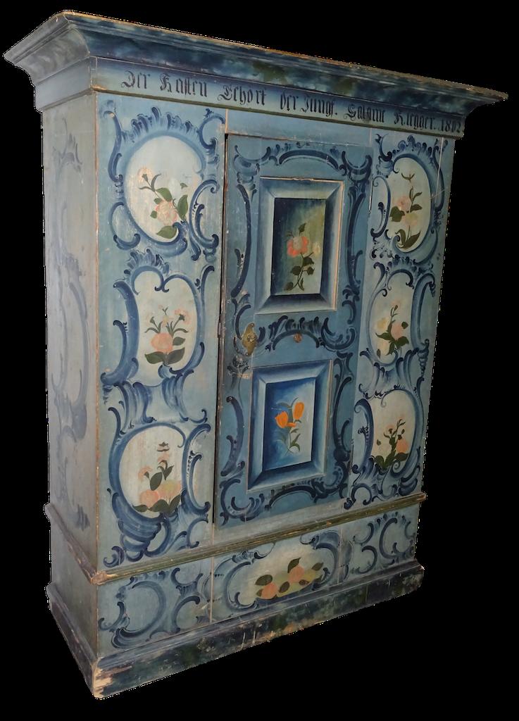 Bauernschränke Original Bemalt Edeltrödel Antike Möbel