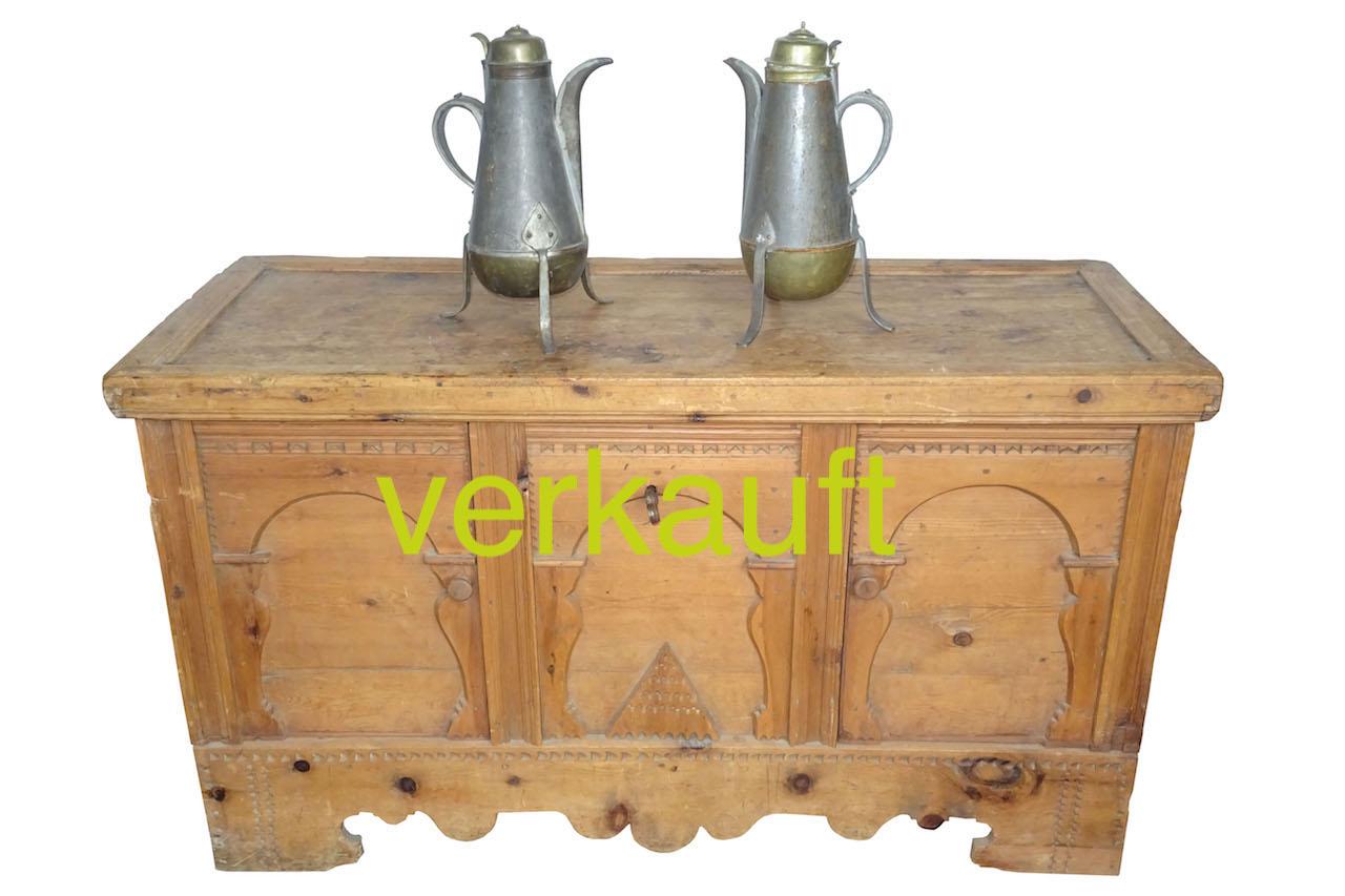 Bündner Arventruhe Mai18A verkauft