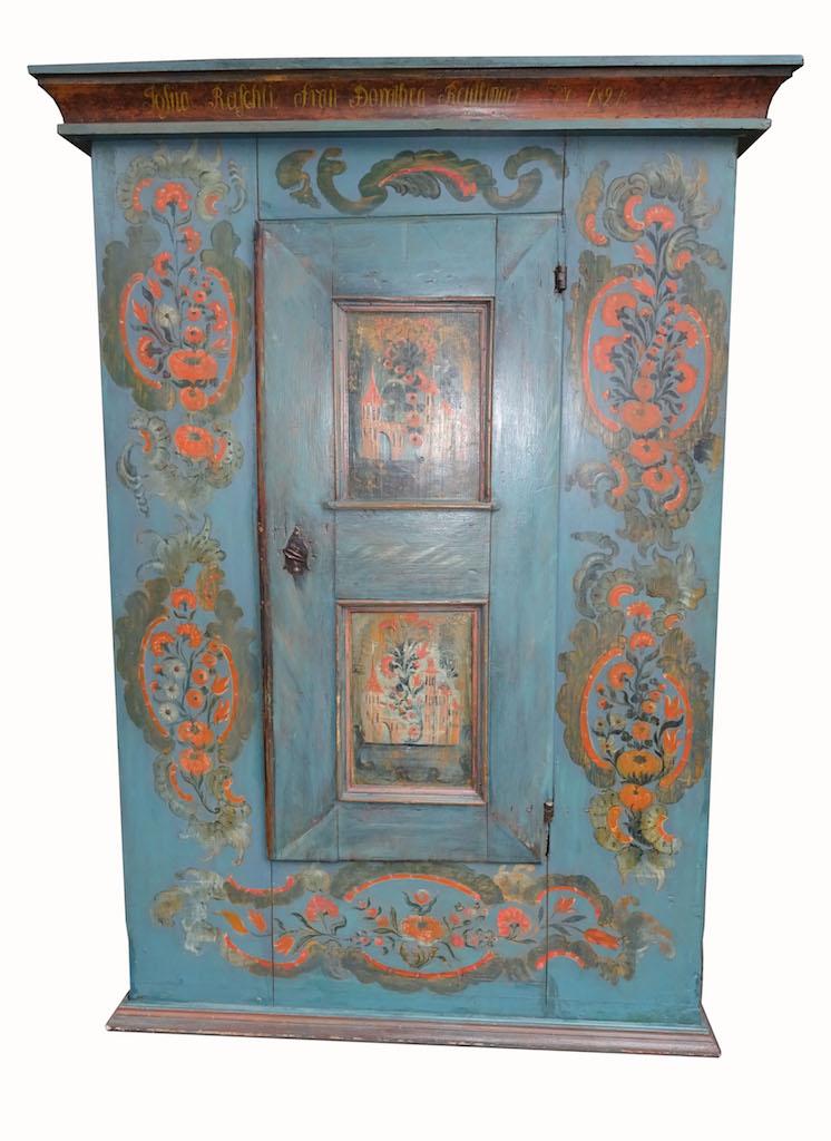 Bauernschränke original bemalt Archives - Edeltrödel - Antike Möbel